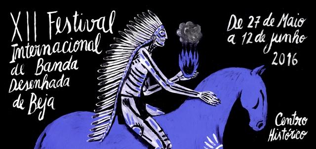 Festival Internacional de Banda Desenhada de Beja