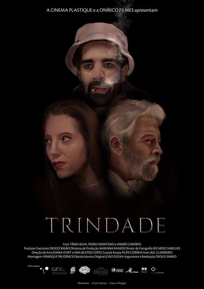 Curta-metragem Trindade